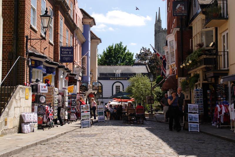Church Street Windsor