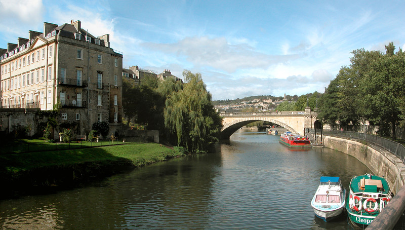 River Avon Bath