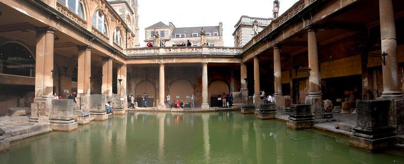Roman Baths Museum