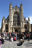 West Front of Bath Abbey Somerset