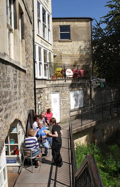 Riverside Cafe and Restaurant Bath Somerset