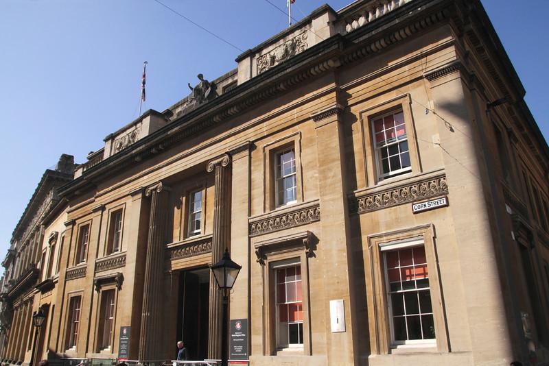 Bristol Register Office Corn Street Bristol