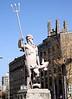Neptune Statue Broad Quay Bristol city centre