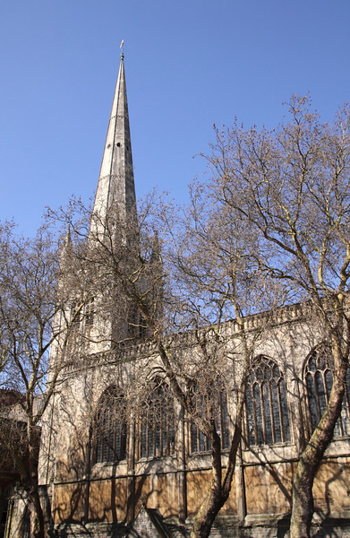 St Nicholas Church Bristol