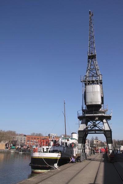 Prince's Wharf Bristol Docks