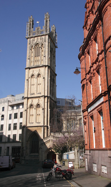 St Stephens Church Bristol