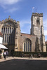 St Thomas and St Edmunds Church Salisbury Wiltshire