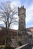 17th Century Clock Tower in Fisherton Street Salisbury Wiltshire England