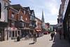 High Street Salisbury Wiltshire