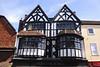 Old George Mall High Street Salisbury Wiltshire
