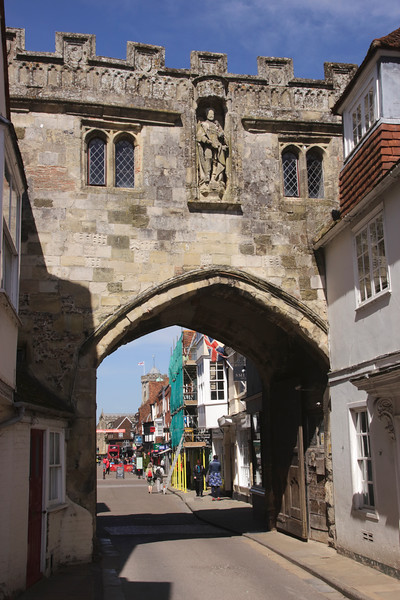 North Gate Sailsbury Wiltshire England