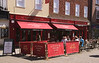 Cafe Rouge High Street Salisbury Wiltshire