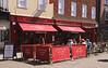 Cafe Rouge High Street Salisbury Wiltshire