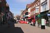 High Street Street Salisbury Wiltshire