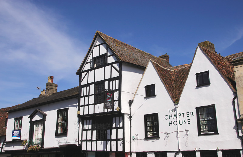 The Chapter House Hotel Salisbury Wiltshire