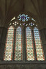 Stained Glass Windows in Salisbury Cathedral Wiltshire