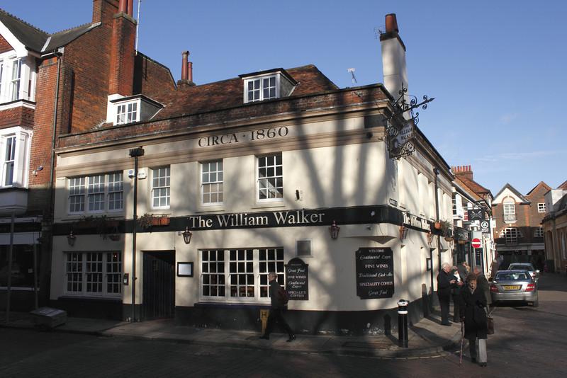 The William Walker Pub Winchester