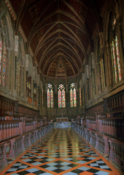 The Chapel, St John's College, Cambridge