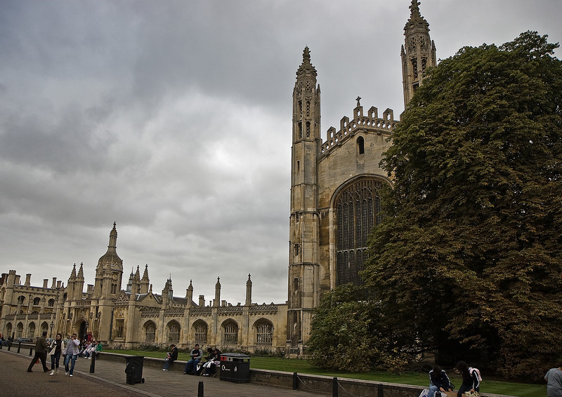 King's College, Cambridge, founded 1441