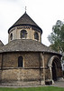 The Round Church (The Holy Sepulchre), Cambridge - built around 1130