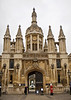 Gatehouse, King's College, Cambridge