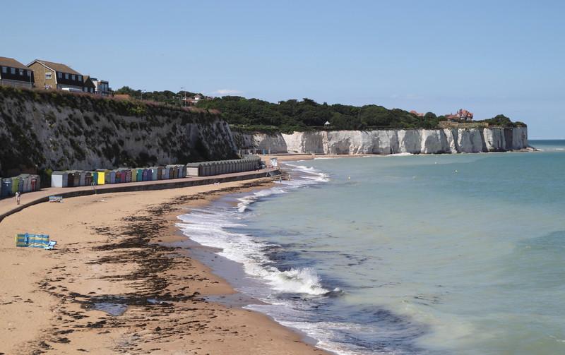 Stone Bay Beach Broadstairs Kent