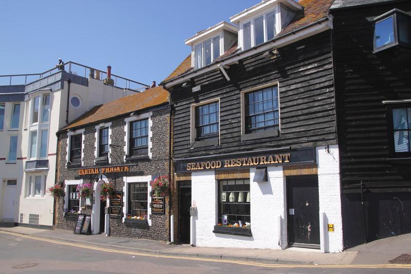 Tartar Frigate pub Harbour Street Broadstairs Kent England