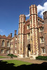 Third Court of St John's College Cambridge