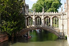 Bridge of Sighs at St John's College Cambridge