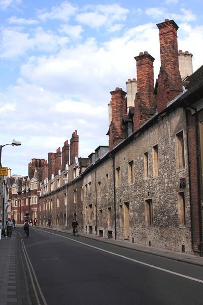Pembroke Street Cambridge