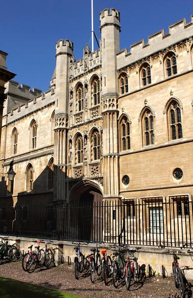 The Old Schools University Offices building Trinity Lane Cambridge