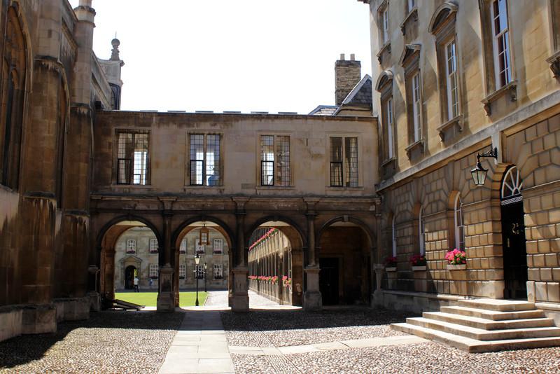 Peterhouse College Cambridge
