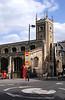 St Clement's Church Bridge Street Cambridge