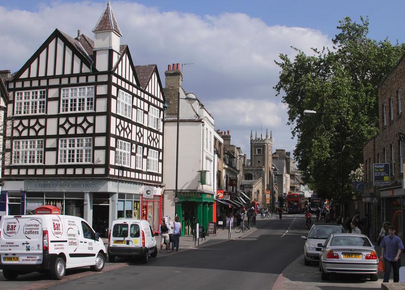 Bridge Street Cambridge
