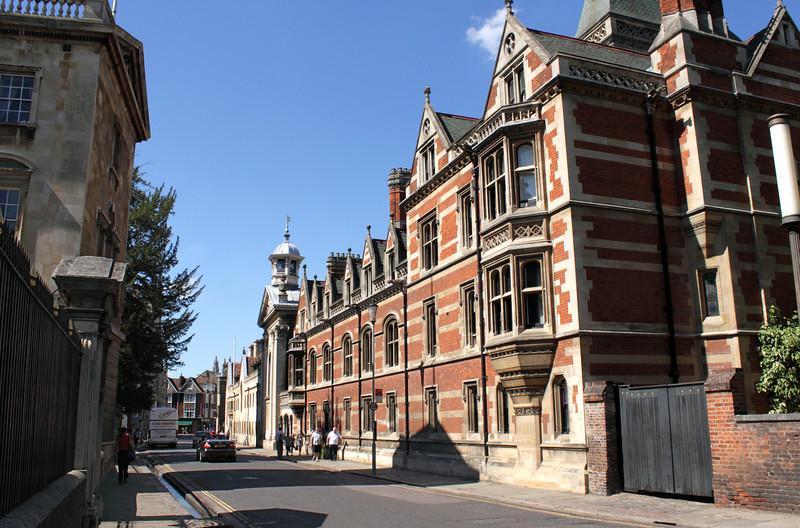 Trumpington Street Cambridge