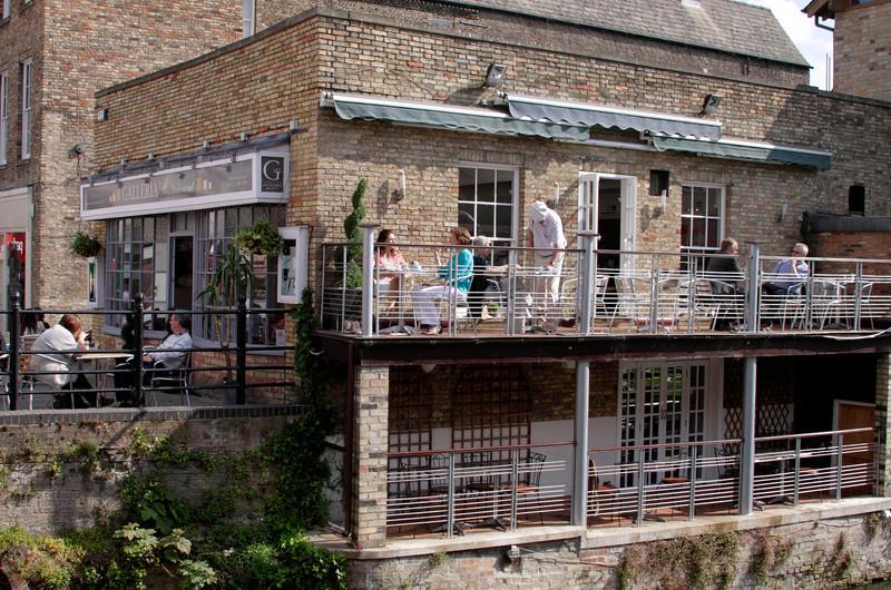 Galleria Restaurant Bridge Street Cambridge