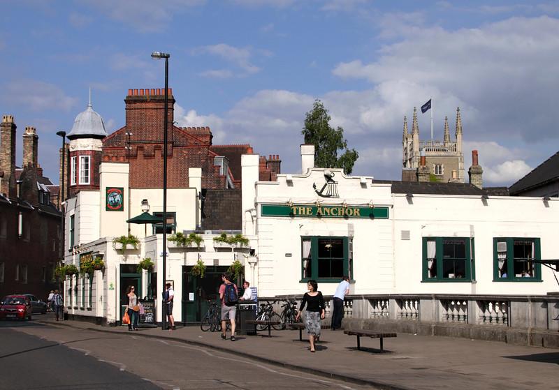 The Anchor Pub Cambridge