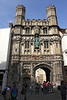 Christ Church Gate to Canterbury Cathedral