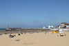 Main Sands beach at Margate Kent July 2013