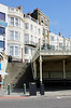 Seafront buildings at Margate Kent