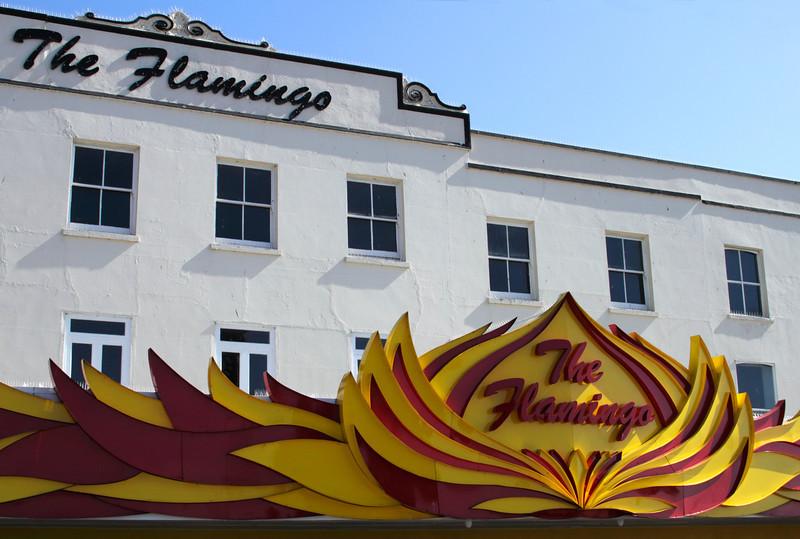The Flamingo amusement arcade at Margate Kent