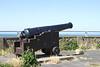 Canon at Fort Promenade Margate Kent
