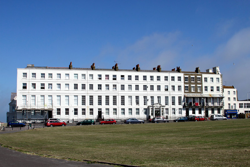 Paragon Court seaview apartments at Margate Kent