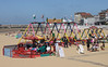 Kiddies Corner at Main Sands Beach Margate Kent