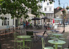 Cafes at Market Place Margate Kent