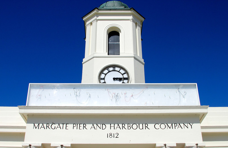 Margate Pier and Harbour Company Building built 1812 now a Visitor Information Centre