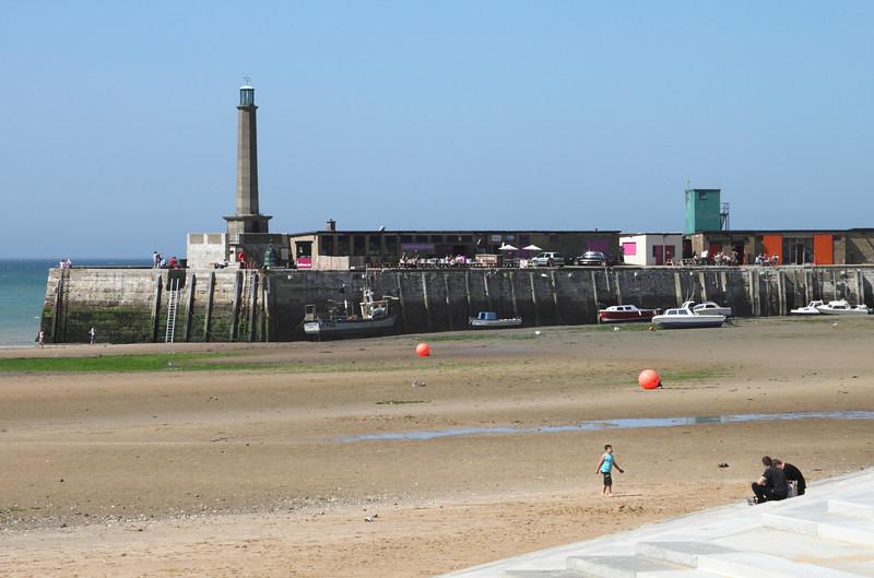 Harbour Arm at Margate Kent
