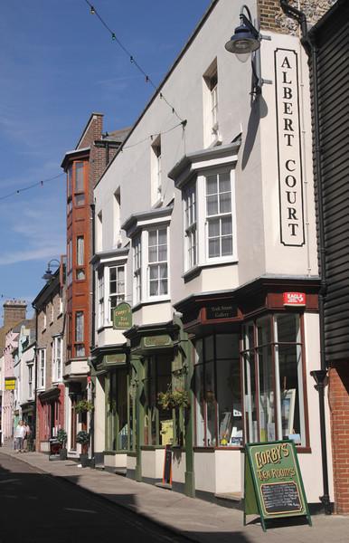 Corby's Tea Rooms York Street Ramsgate Kent