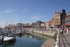 Waterfront by the Yacht Marina at Ramsgate Kent
