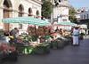Street Market in Queen Street Ramsgate Kent